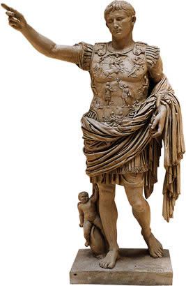 Elige tu nombre para viajar a la roma imperial for Augusto roma