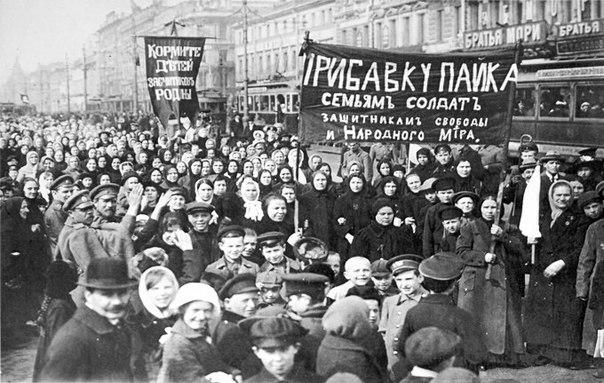 manifestacion revolucion rusa 1905
