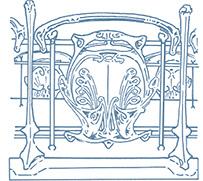 escudo-estacion-metro-hector-guimard