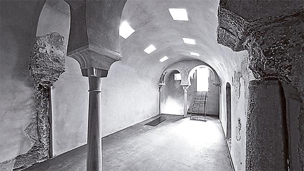 Los Baños del Ángel, en Toledo, después de la restauración. Foto Consorcio de Toledo