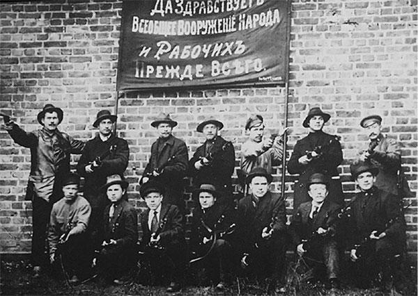 miembros-de-la-guardia-roja