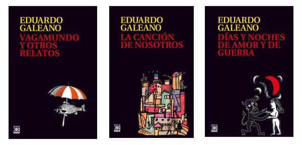 portadas-galeano-50-aniversario-siglo-xxi