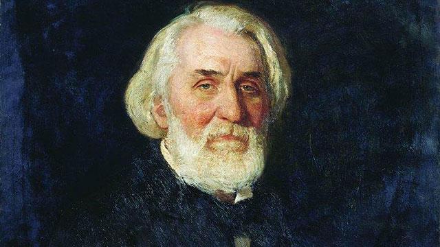 turgenev-retrato