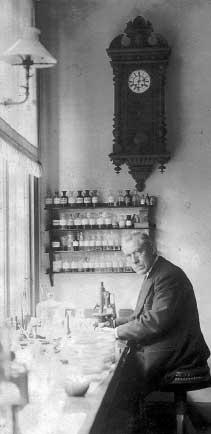 martinus-beijerinck-laboratorio
