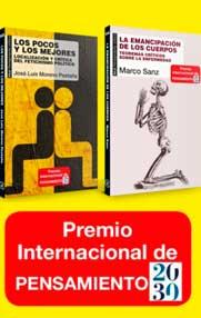 II Premio Internacional de Pensamiento 2030